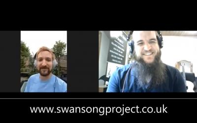Swan Song Podcast #26 – Frank Turner