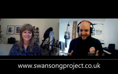 Swan Song Podcast #28 – Katie Spencer