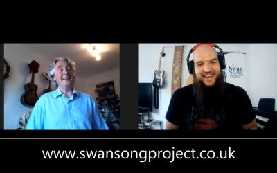Swan Song Podcast # 30 – Chris Martin