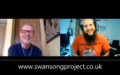 Swan Song Podcast #33 – Graham Browning