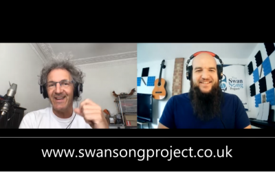 Swan Song Podcast # 37 – Hugh Nankivell