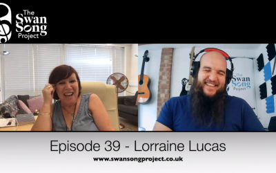 Episode 39 – Lorraine Lucas