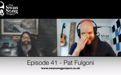 Episode 41 – Pat Fulgoni