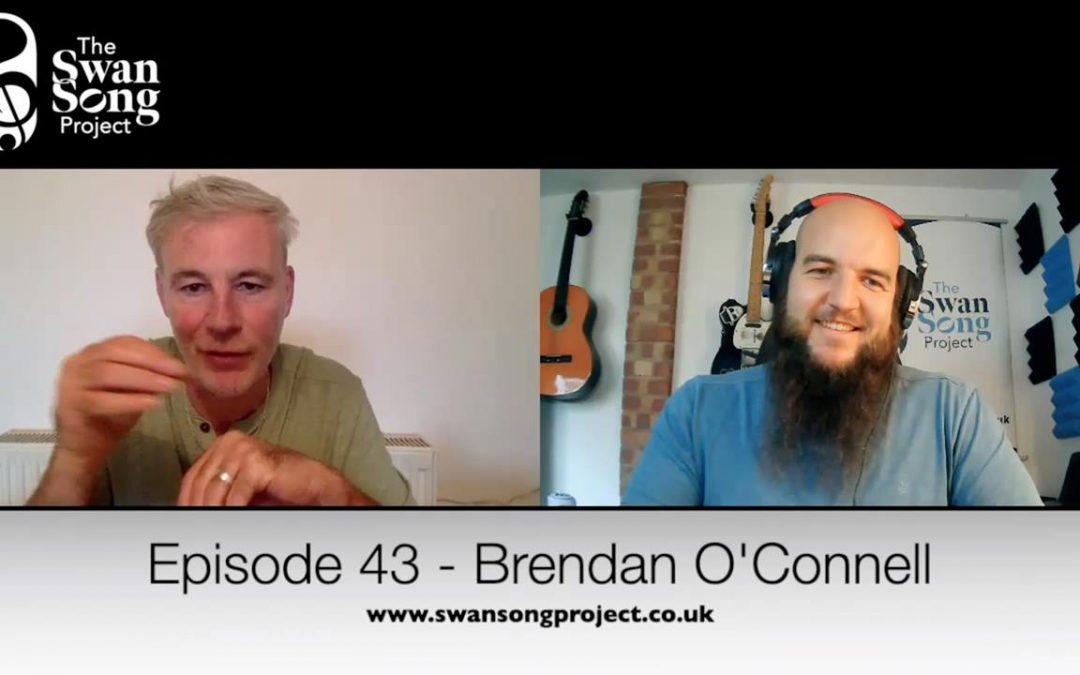Episode 43 – Brendan O'Connell