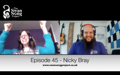 Episode 45 – Nicky Bray