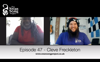 Episode 47 – Cleve Freckleton