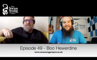 Episode 49 – Boo Hewerdine