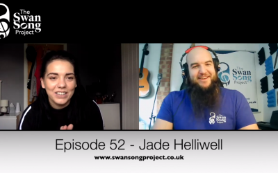 Swan Song Podcast #52 – Jade Helliwell