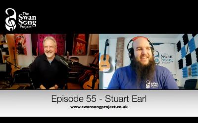 Swan Song Podcast #55 – Stuart Earl