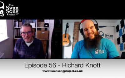 Swan Song Podcast #56 – Richard Knott