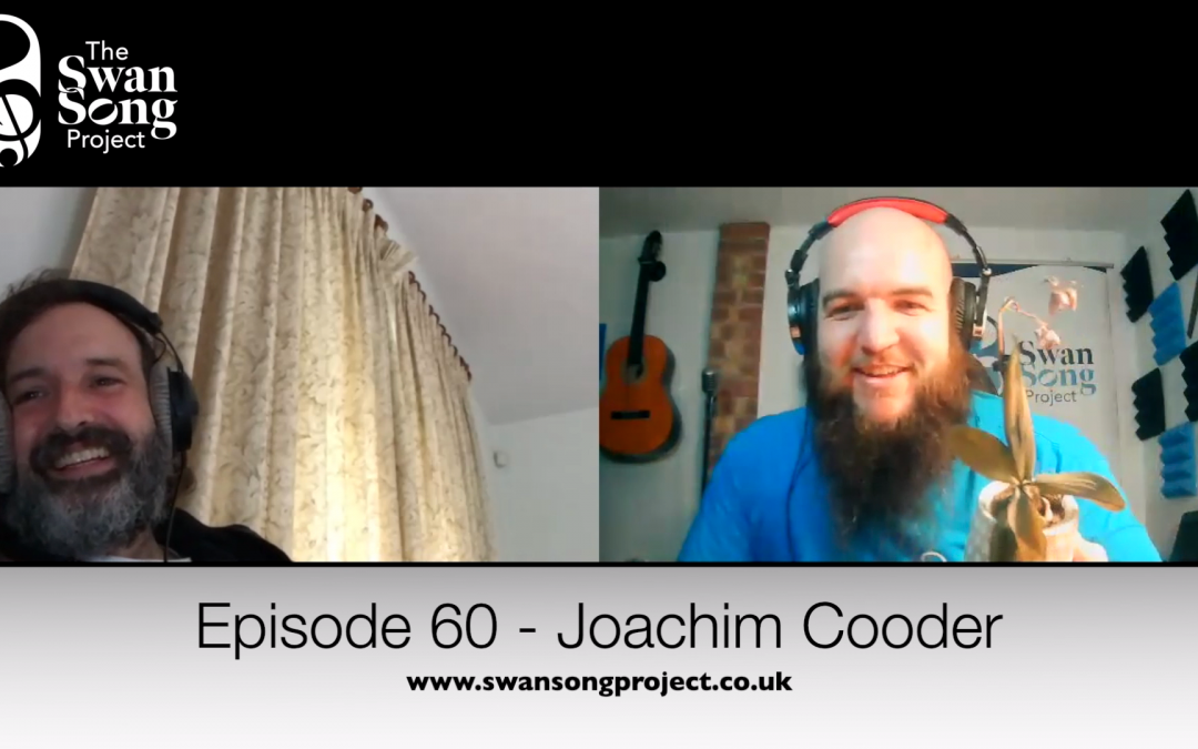 Swan Song Podcast #60 – Joachim Cooder
