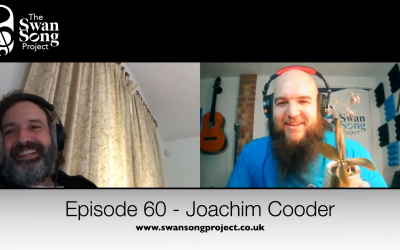Swan Song Podcast #60 – Joachim Cooder