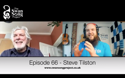 Swan Song Podcast #66 – Steve Tilston