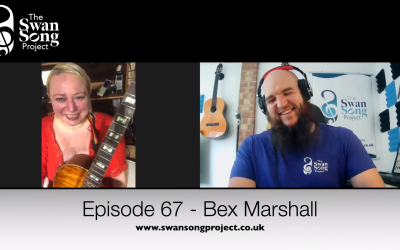 Swan Song Podcast #67 – Bex Marshall