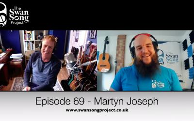 Swan Song Podcast #69 – Martin Joseph